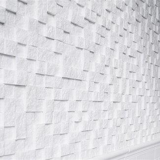 """Thassos: Brick Splitface 3/8"""""""
